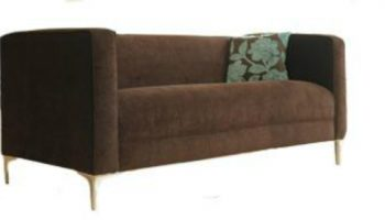 Chatwin 3 seater sofa in chocolate