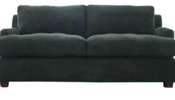 Mailer 2seater in charcoal cord