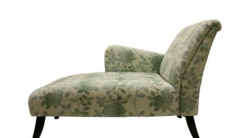 Mode Medium chaise longue in floral