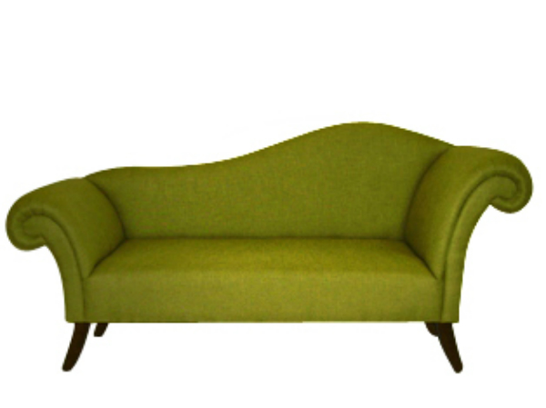 beautiful green chaise longue ideas. Black Bedroom Furniture Sets. Home Design Ideas