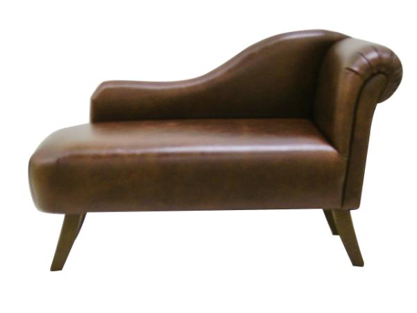 Small chaise longue the handmade sofa company handmade for Chaise longue company