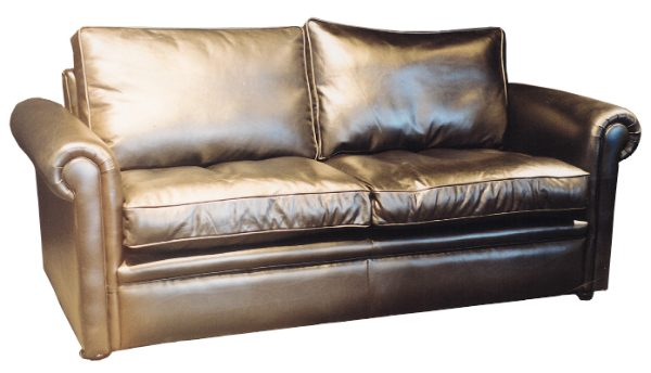 Salinger Sofa In Fabric Or Leather Handmade Sofas Made To Order And Delivered Anywhere In Uk
