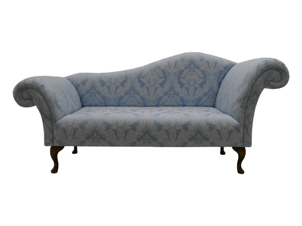 Double ended chaise queen anne style legs sc 1 st ebay for Chaise longue double exterieur